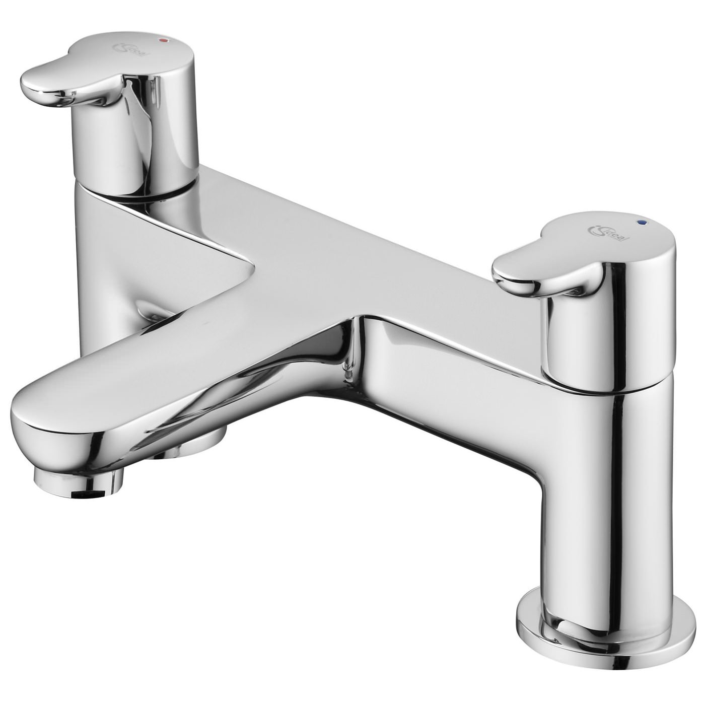 Ideal Standard Concept Blue 2 Hole Bath Filler Tap