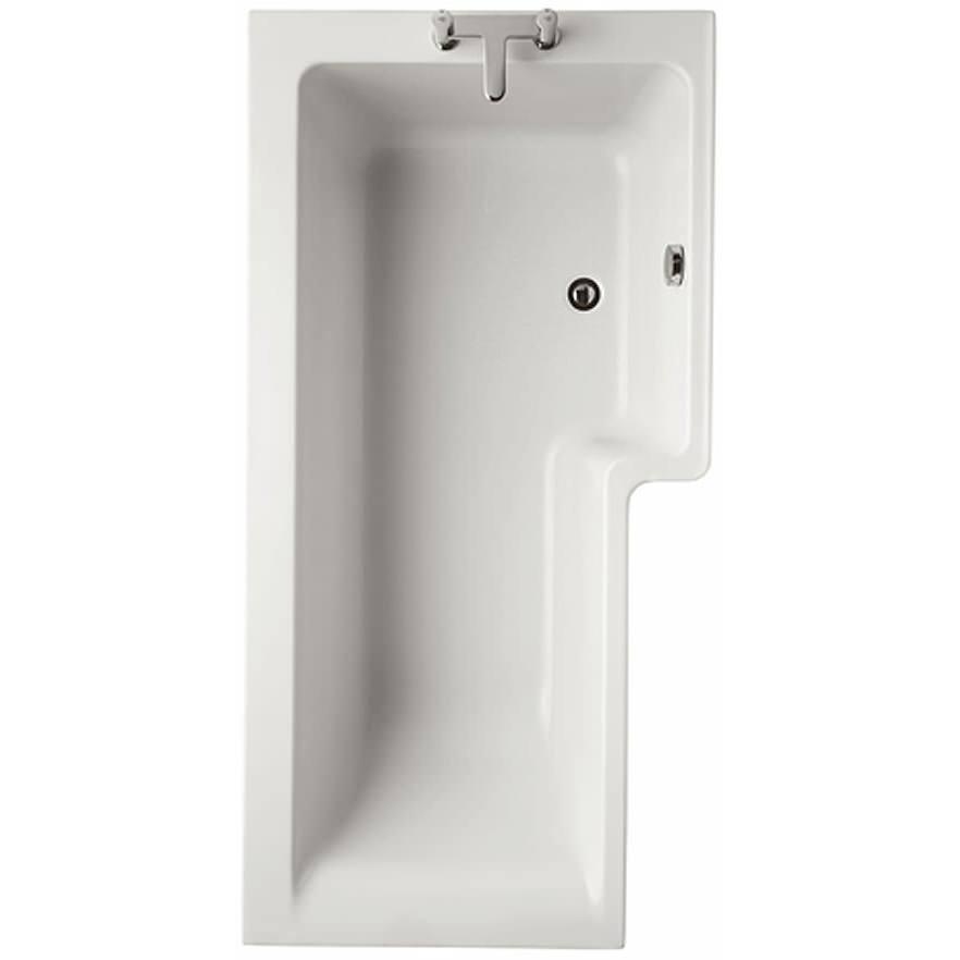 ideal standard concept idealform plus 1700mm square rh ideal standard concept 1700 x 700mm left handed shower
