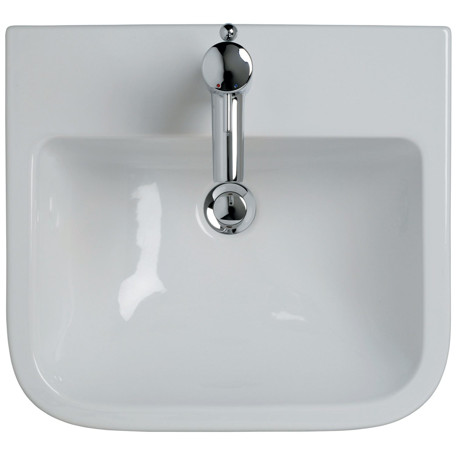 Ideal Standard Concept 500mm Semi Countertop Basin E310201