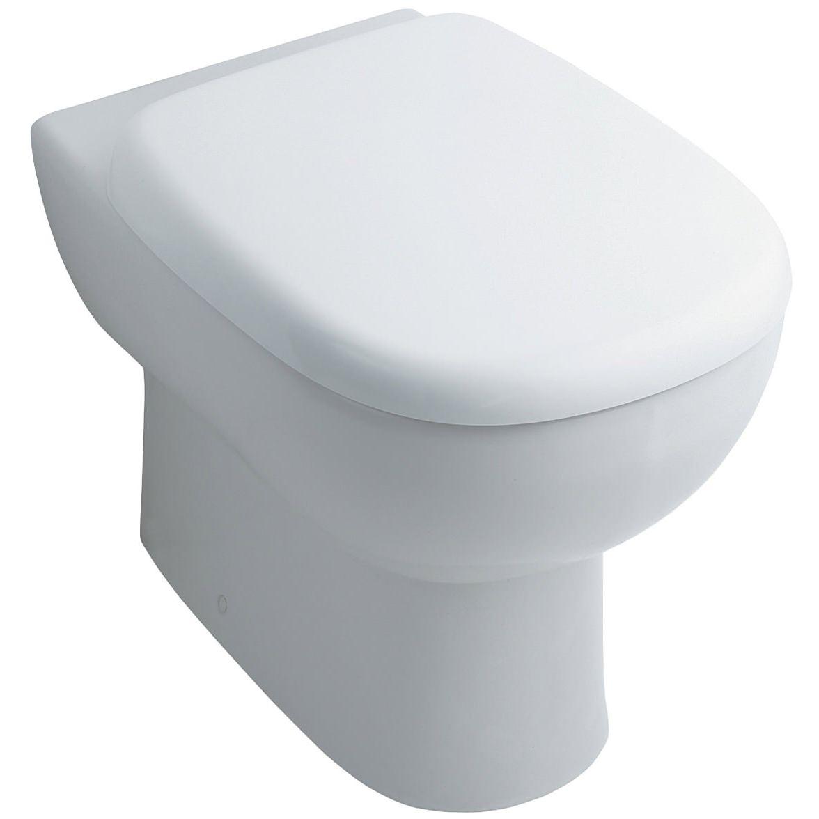 ideal standard jasper morrison back to wall wc 545mm e622101. Black Bedroom Furniture Sets. Home Design Ideas