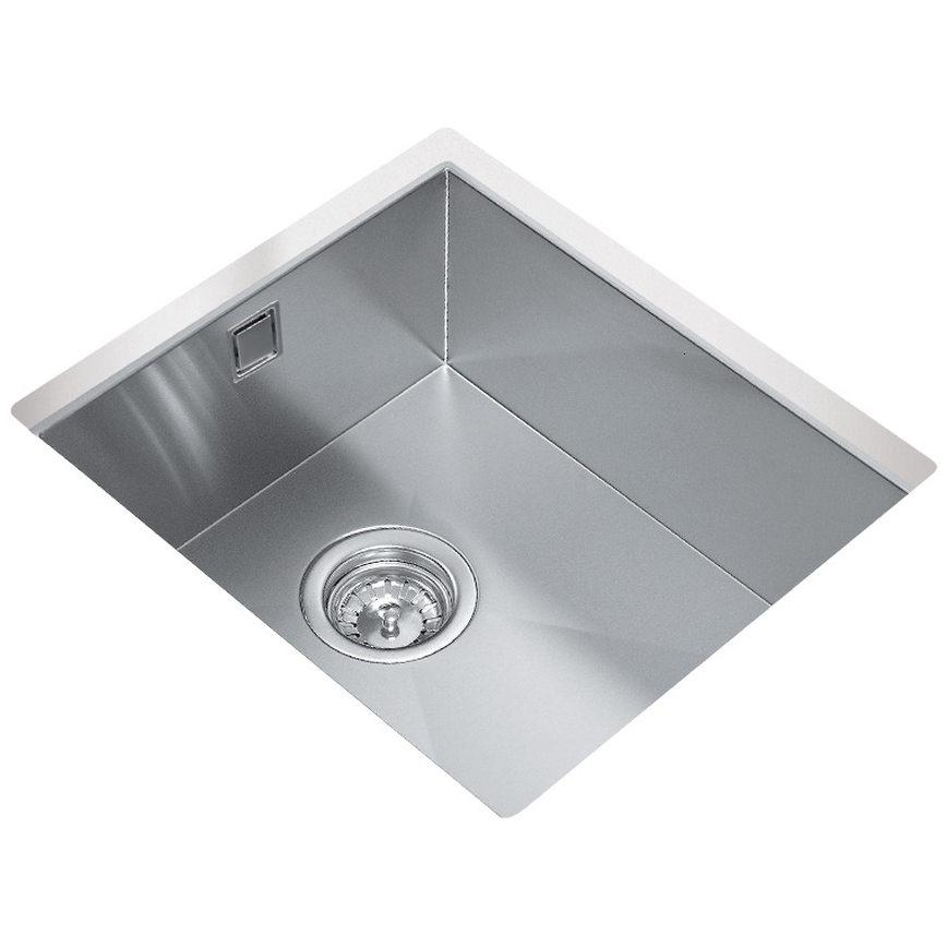 Teka Linea 400 Stainless Steel 1 0 Bowl Undermount Sink
