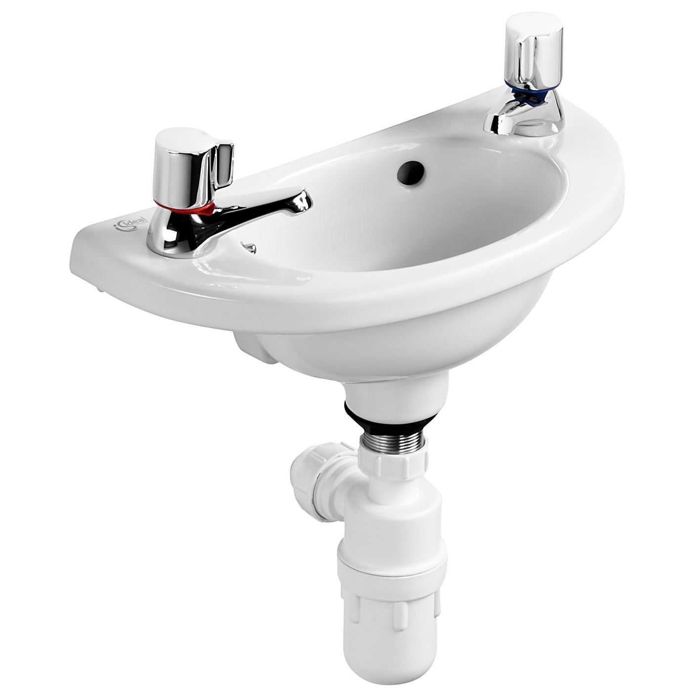 Ideal Standard Space Micro Wash Basin 400mm E617501
