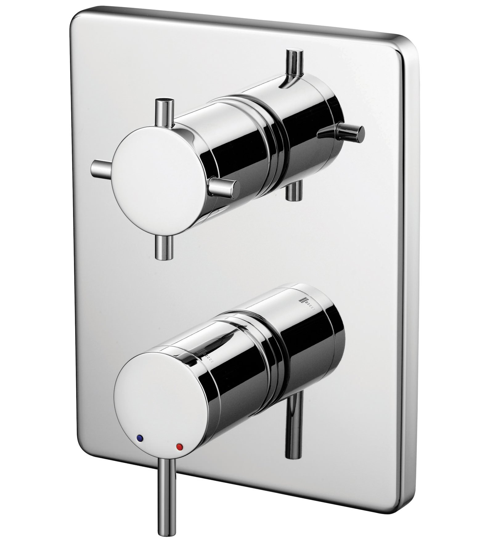 Ideal Standard Trevi Oposta Thermostatic Shower Valve Faceplate