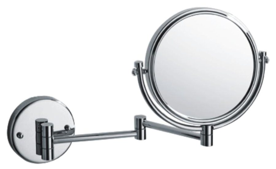 Bristan Wall Mounted Mirror Chrome Comp Wmmr C