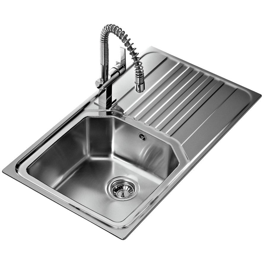 Teka Premium 1b 1d Stainless Steel Inset Sink Ctk1088