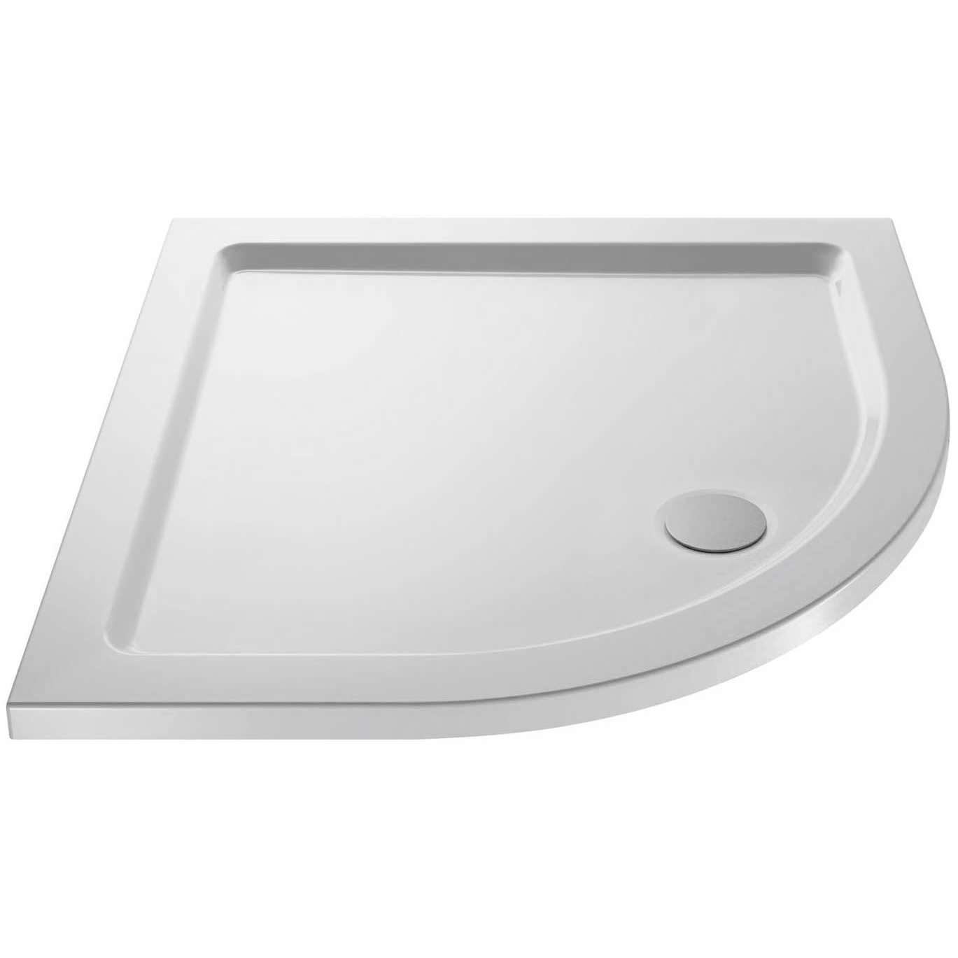 Shower Trays for Quadrant Shower Enclosures / Offset Trays Available
