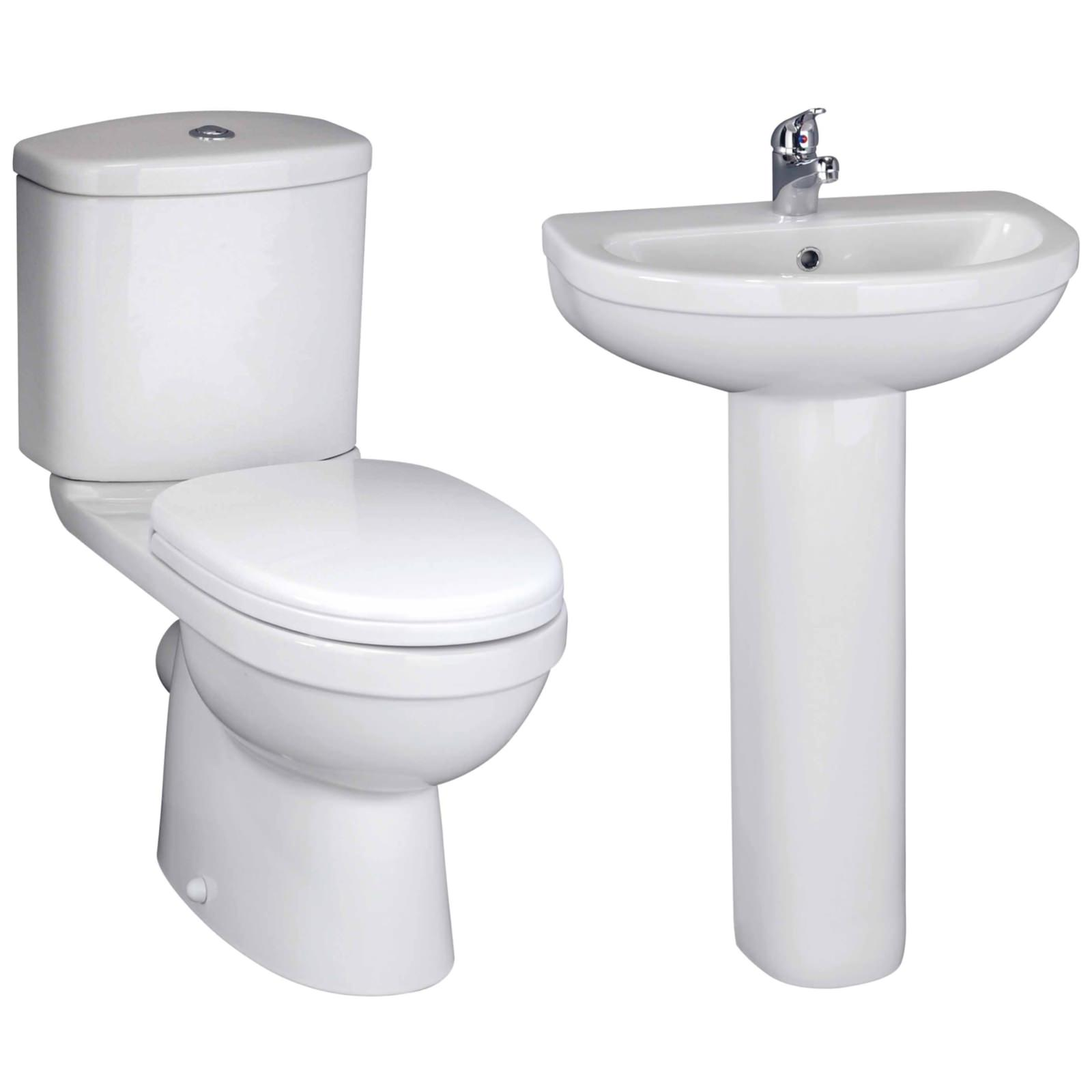 Premier Ivo Basin And Toilet Set - NCS250