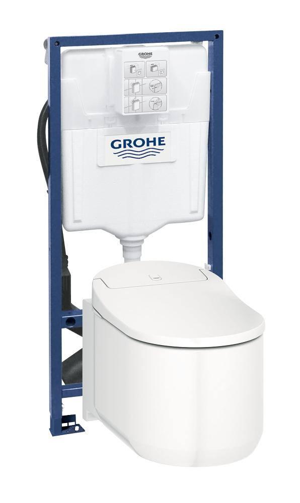 grohe rapid sl for sensia igs shower wc 39112001. Black Bedroom Furniture Sets. Home Design Ideas