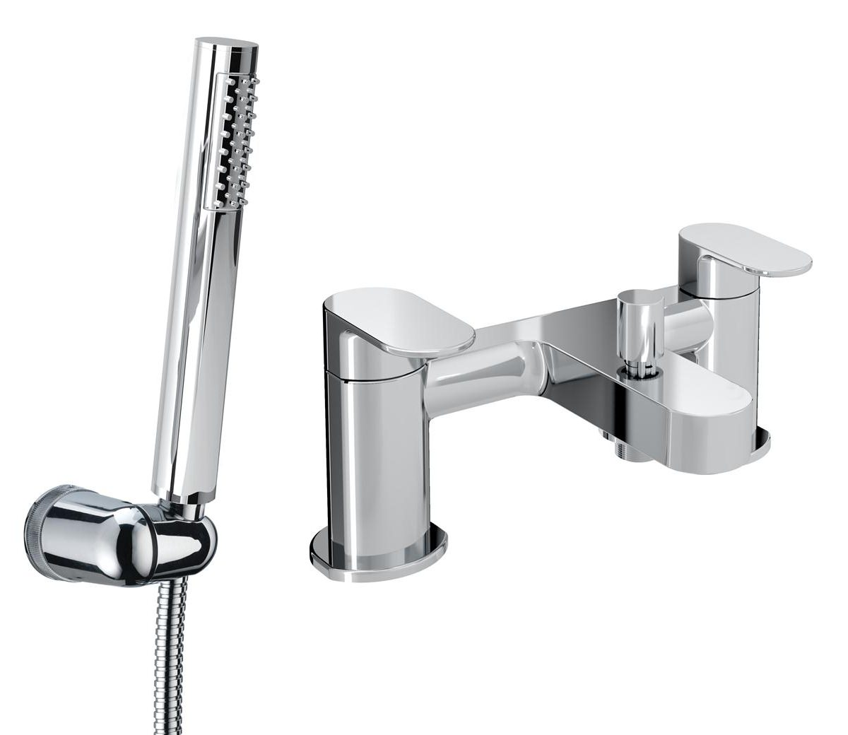 Deck Mounted Bath Shower Mixer Bristan
