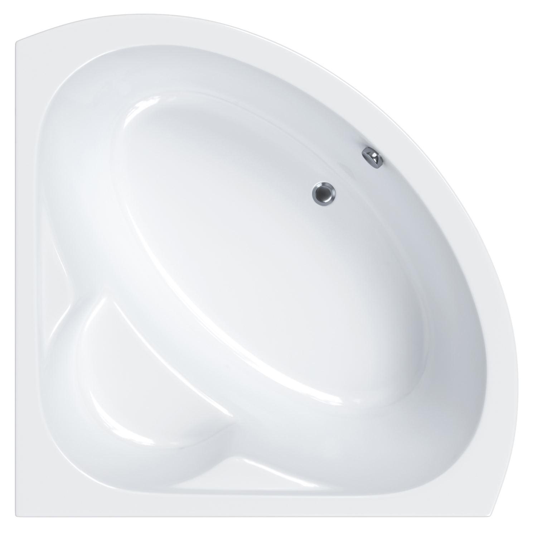 carron monarch corner bath 1300 x 1300mm q4 02236. Black Bedroom Furniture Sets. Home Design Ideas