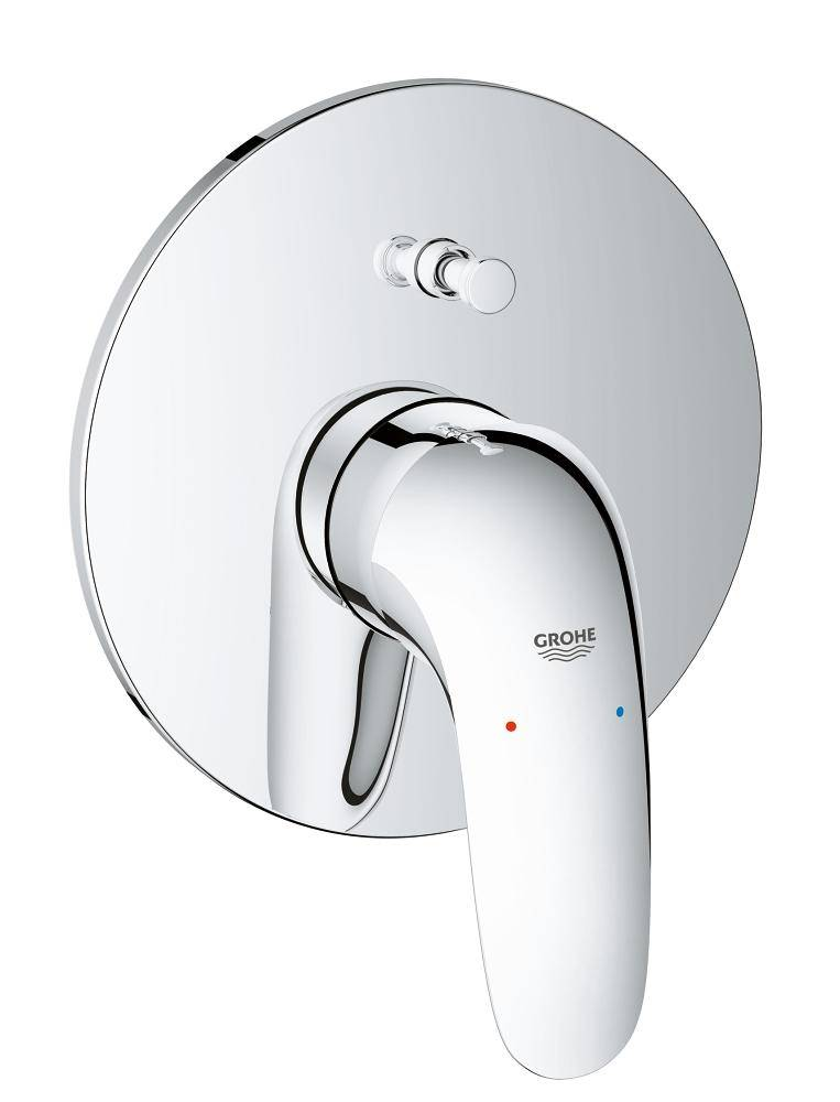 Grohe Eurostyle Single Lever Bath Shower Mixer Trim - 29099003