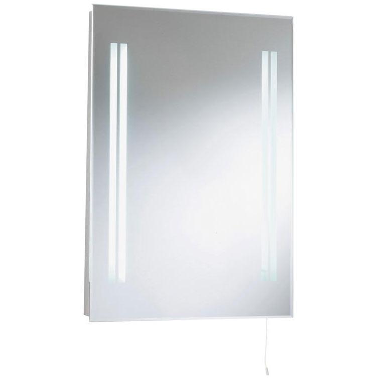 lauren adriana 500 x 700mm backlit mirror with light