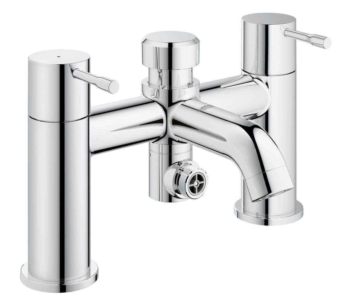 Grohe Essence Deck Mounted Bath Shower Mixer Tap 25173001