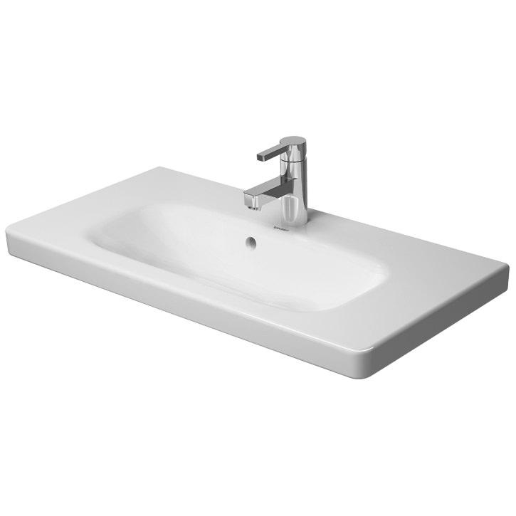 Duravit DuraStyle 785 x 400mm Compact Furniture Washbasin - 2337780000