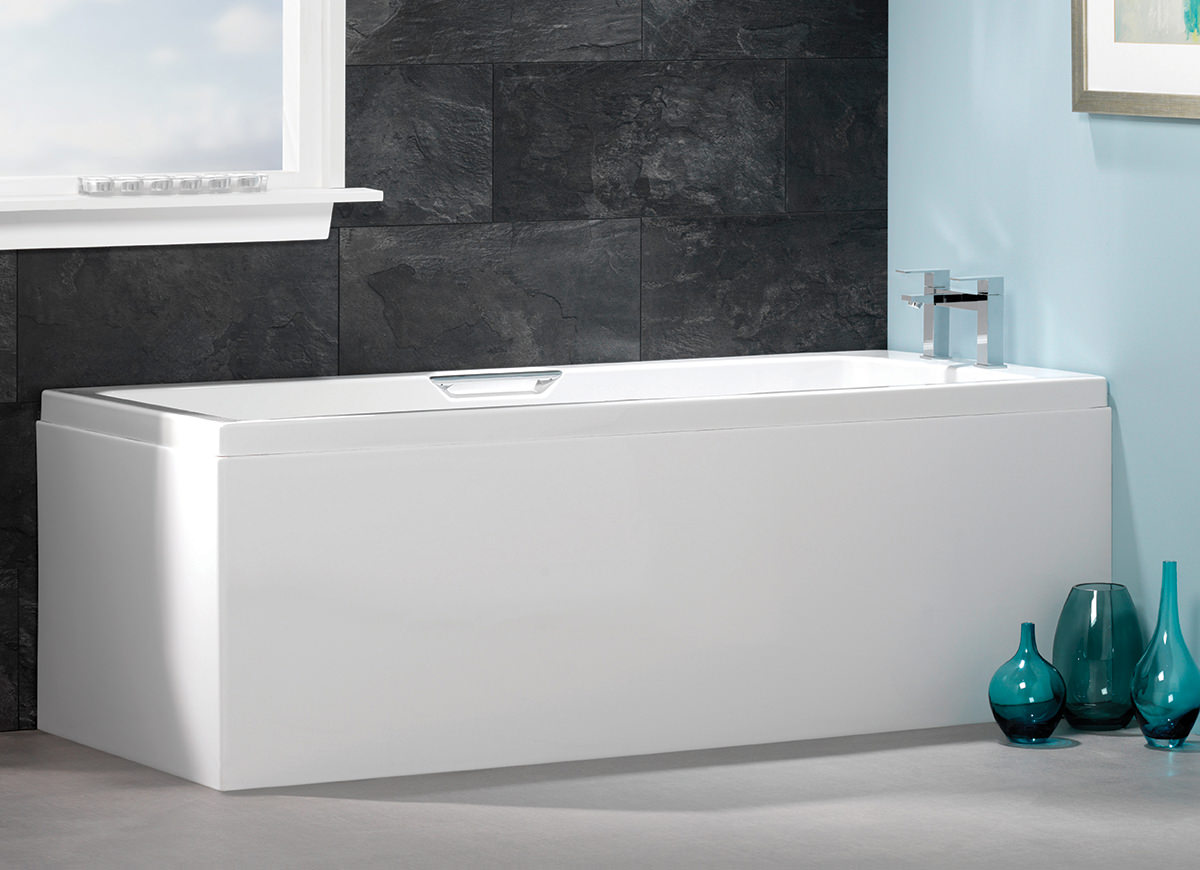 Carron Quantum Integra Single Ended 5mm Acrylic Bath With