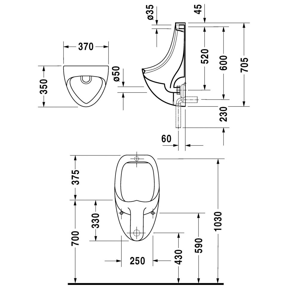 Technical Drawing QS V45511 0847370000