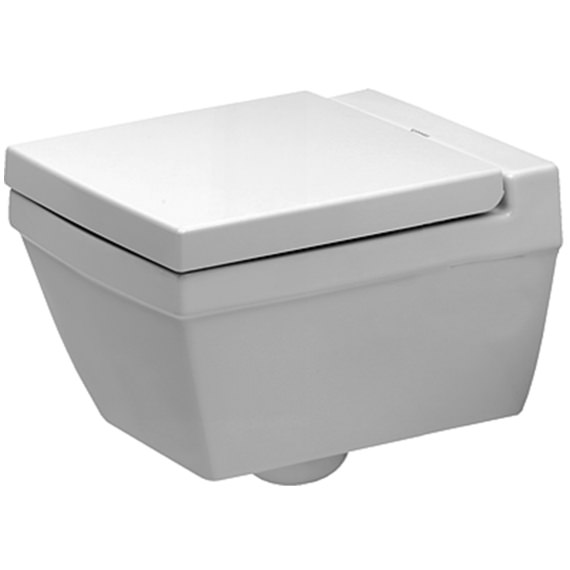 Duravit 2nd Floor Wall Mounted WC Pan With Soft Close Seat And Cover ...