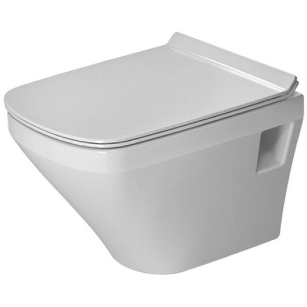 Duravit Durastyle 370 X 480mm Compact Wall Mounted Toilet 2539090000