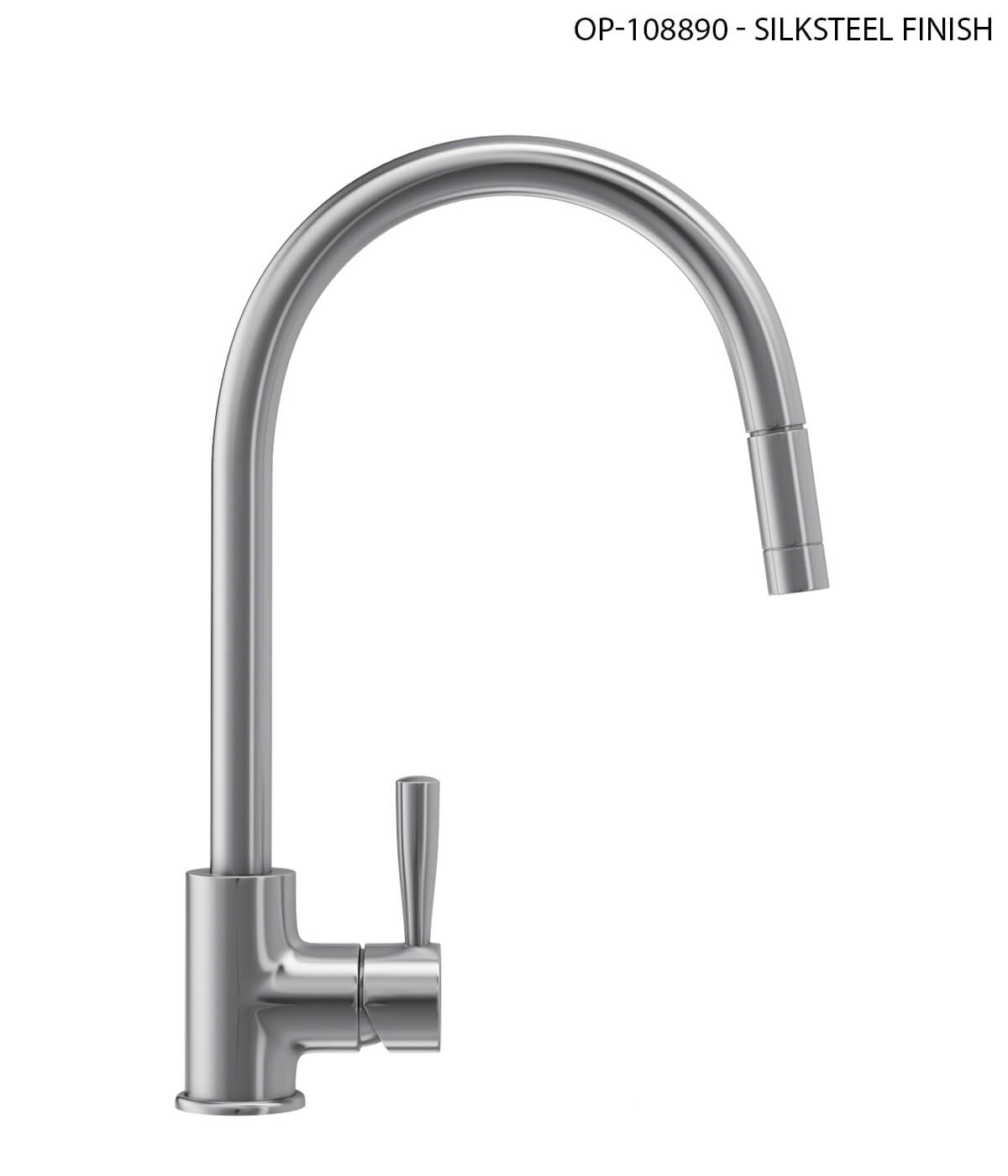 Franke Fuji Pull Out Nozzle Sink Mixer Tap Chrome - More Finish ...