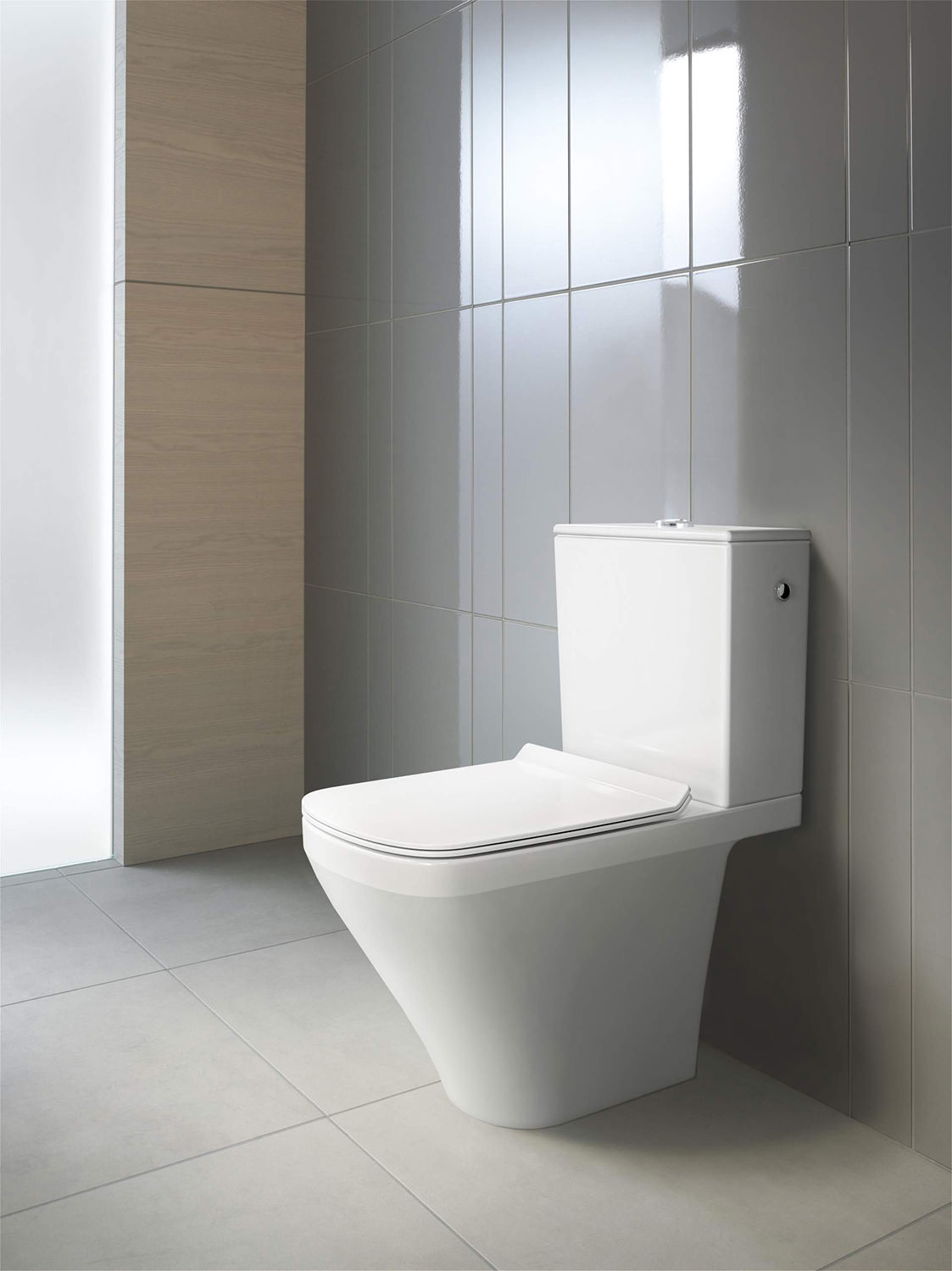 Duravit Durastyle 370 X 630mm Close Coupled Washdown