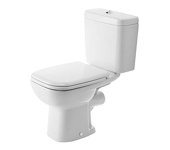 Duravit SensoWash e Seat With Starck 3 Wall Mounted WC Pan