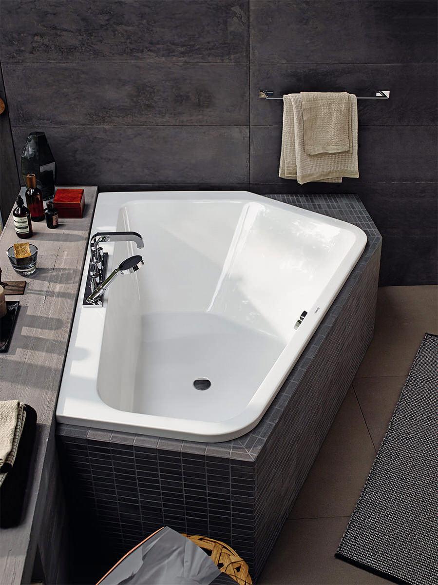 Duravit Paiova 1770 X 1300mm 5 Corner Right Built In Bath