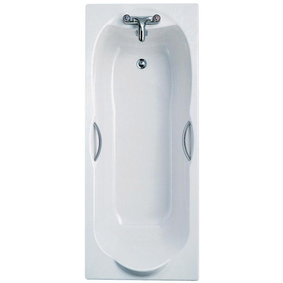 Ideal Standard Alto 1700 X 750mm Idealform Bath With Handgrips