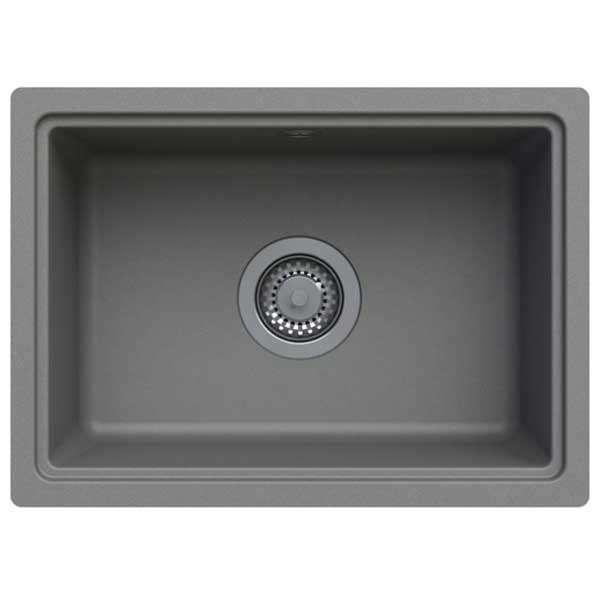 Astracast Askwith 500 X 363mm Rok Granite Graphite Grey 1b