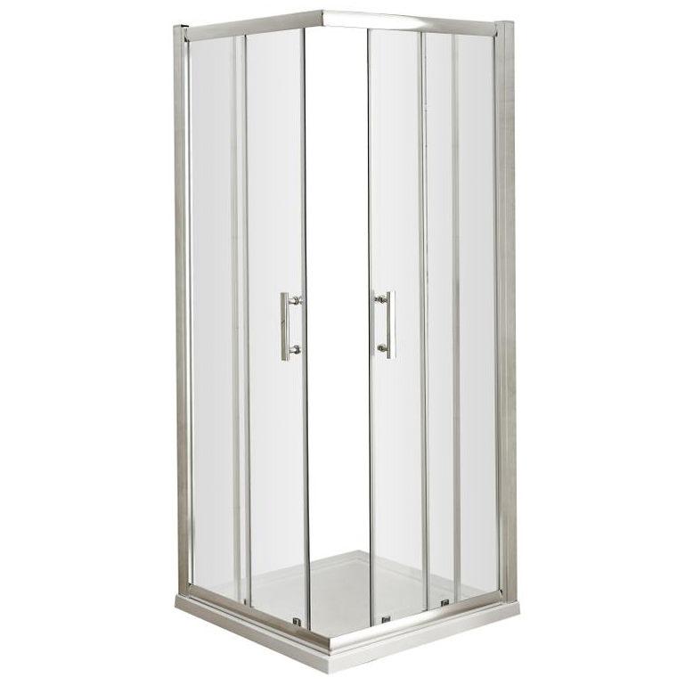 Premier Pacific Corner Entry 800 X 800mm Shower Enclosure