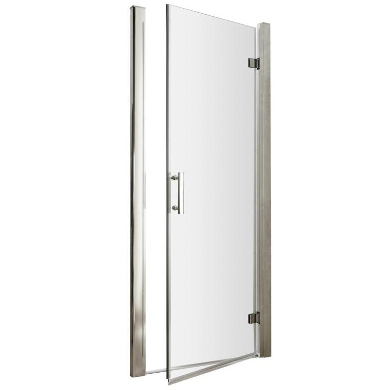 Premier Pacific 900 X 1850mm Hinged Shower Door Aqhd90