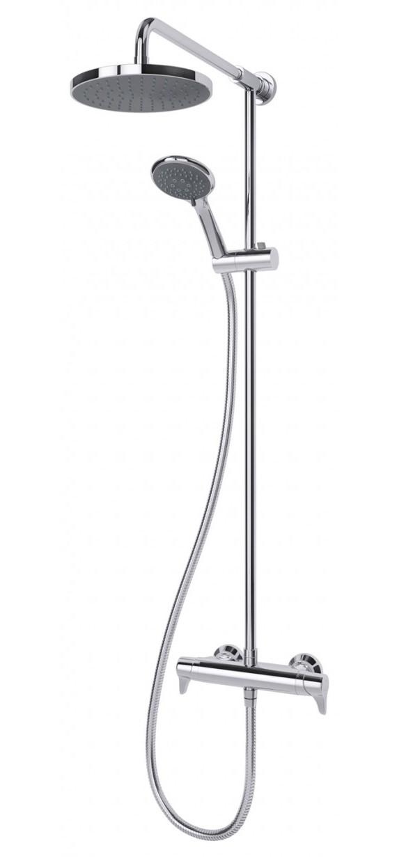 Triton Eden Bar Diverter Mixer Shower And Kit