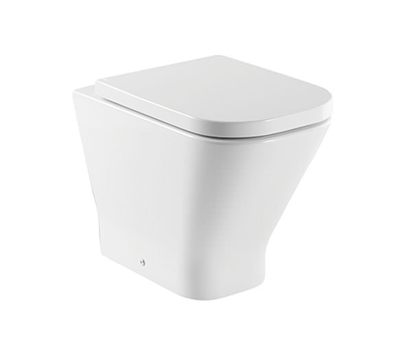 Roca The Gap Comfort Height Back To Wall Wc Pan