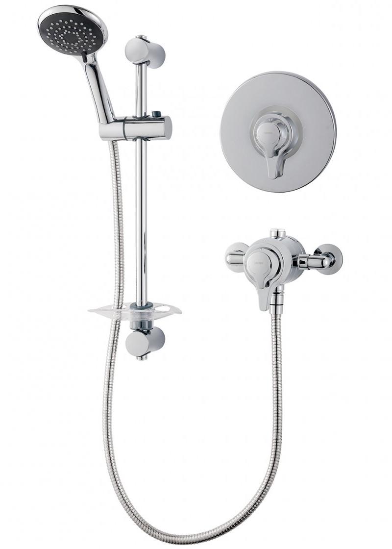 Triton Eden Eco Concentric Mixer Shower Set