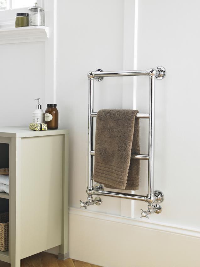 Hudson Reed Epsom 475 X 748mm Wall Mounted Heated Towel