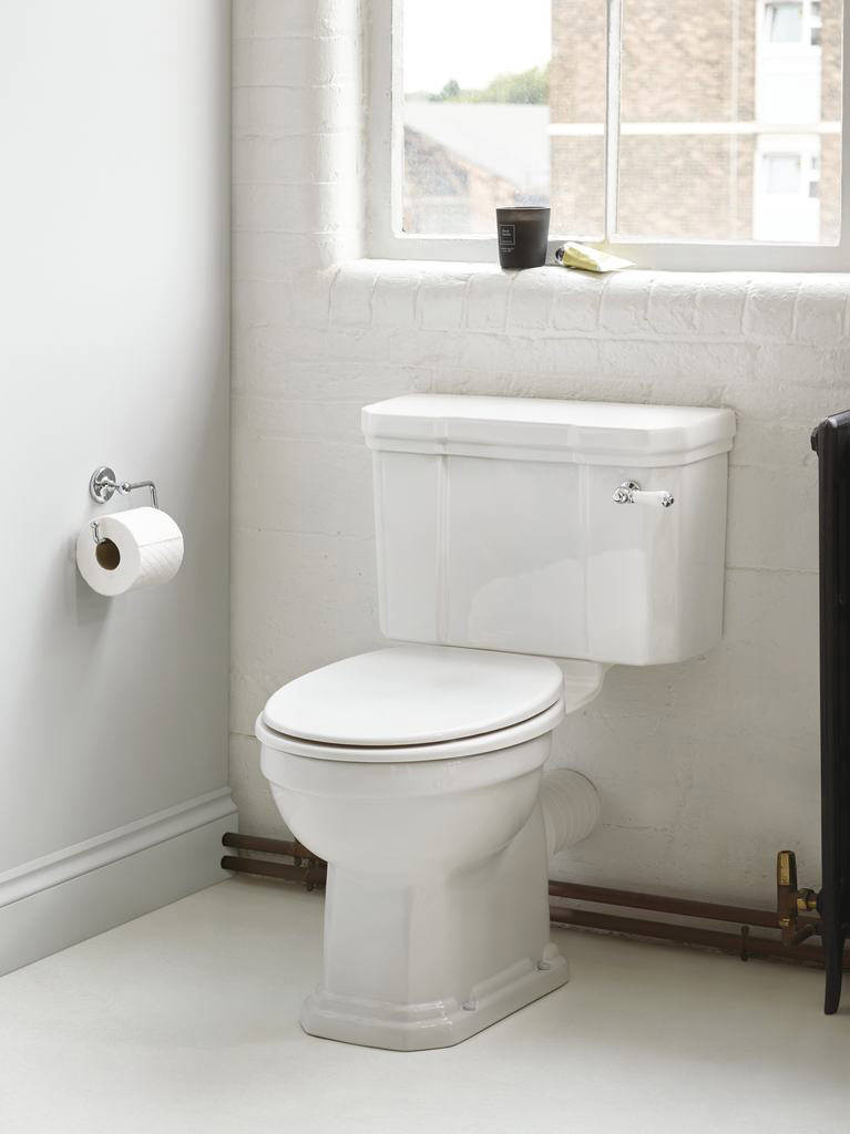 ideal standard waverly close coupled wc pan 680mm and. Black Bedroom Furniture Sets. Home Design Ideas