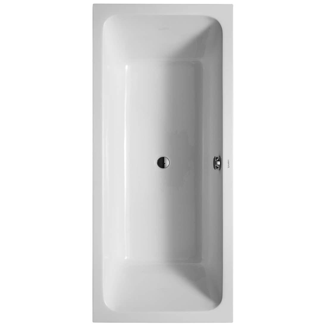 duravit d code 1800 x 800mm bath with support frame. Black Bedroom Furniture Sets. Home Design Ideas