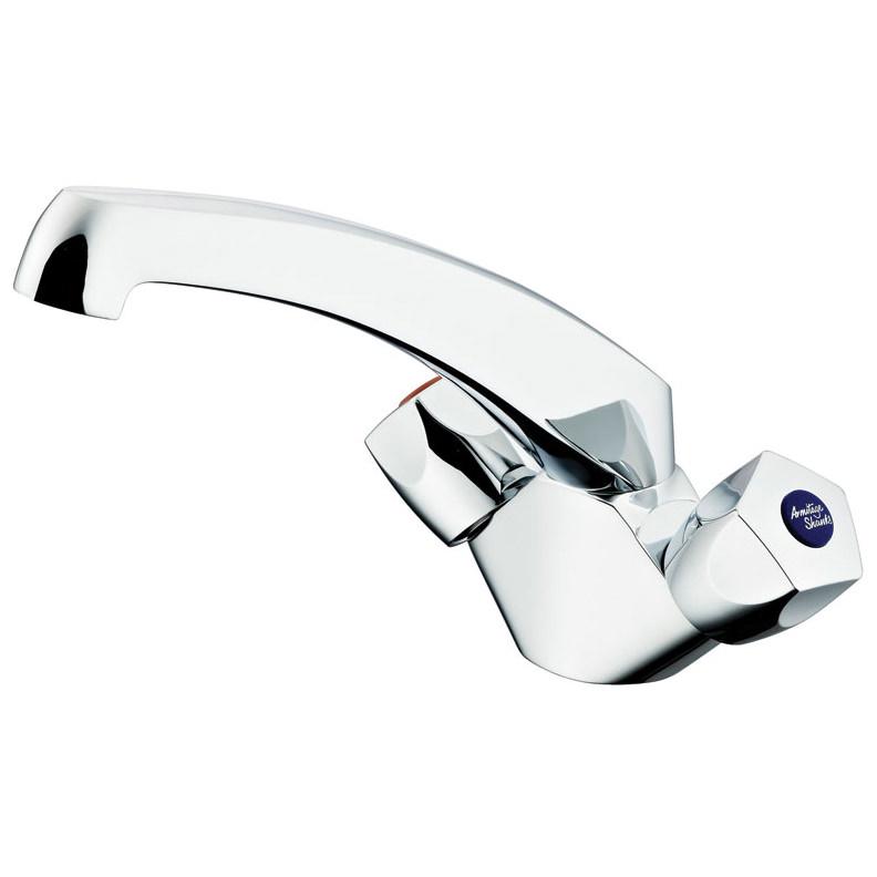 armitage shanks sandringham 21 dualflow kitchen sink mixer tap      rh   qssupplies co uk