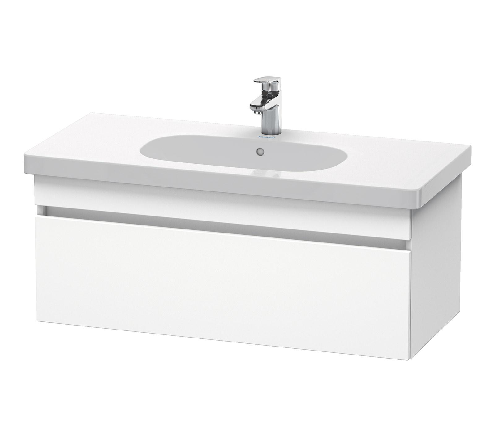 duravit durastyle 1000mm vanity unit with d code 1050mm. Black Bedroom Furniture Sets. Home Design Ideas