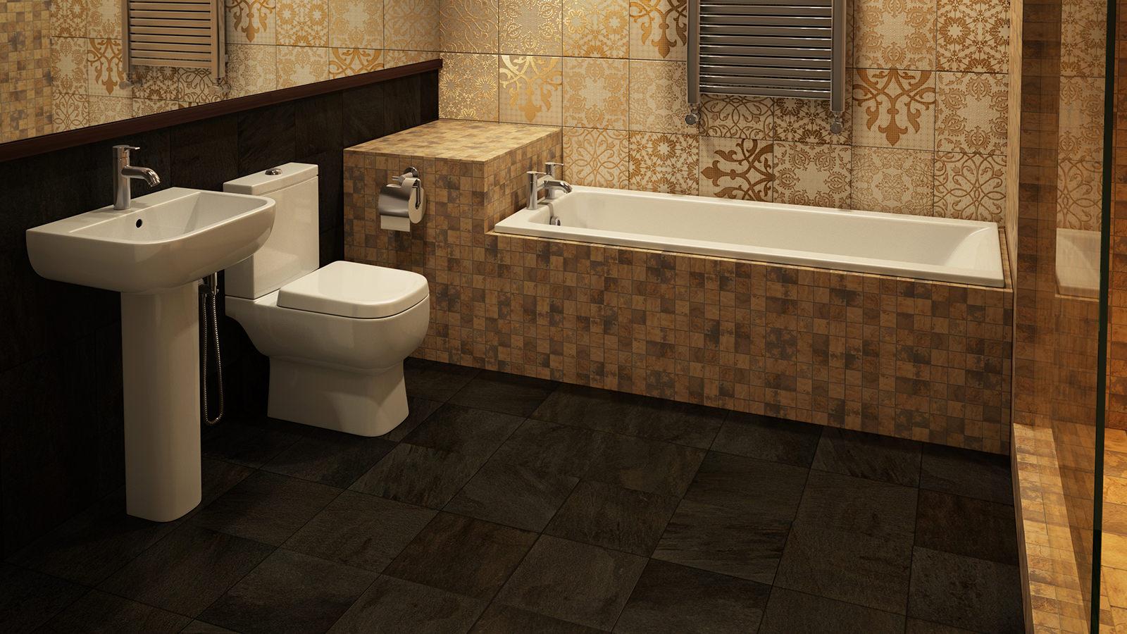 Rak bathroom suites - Rak Series 600 Bathroom Suite