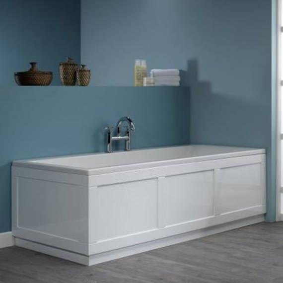 Roper Rhodes Hampton 1700mm Front Bath Panel Mocha Bp900 Mc