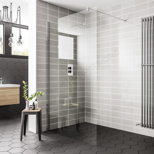 Spring Showers Bring Wet Basements: Essential Spring Wetroom Panel 1200 X 2000mm