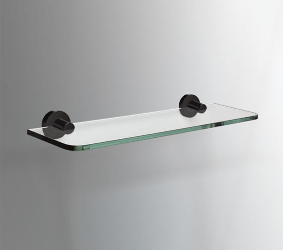 Admirable Bathroom Origins Tecno Project 500Mm Glass Shelf 116843 Download Free Architecture Designs Scobabritishbridgeorg