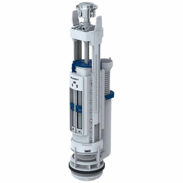 Geberit dual flush valve type 280 for ceramic cistern for Geberit tank