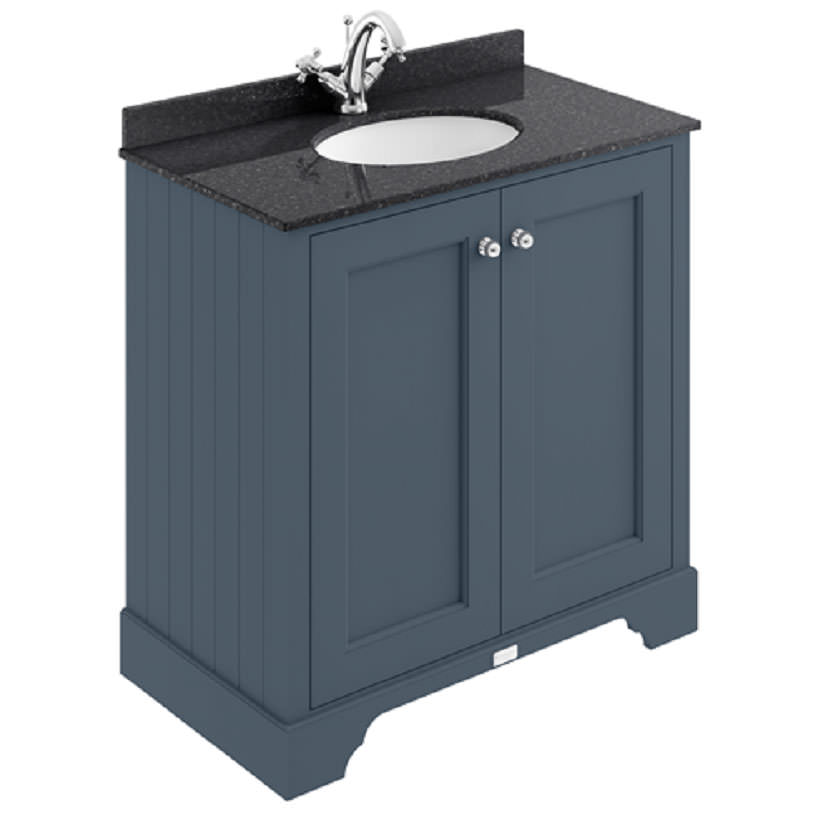 Bayswater 800mm 2 Door Basin Cabinet Bayf106 More Finishes Available