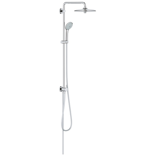 grohe euphoria 260 shower system with diverter 27421002. Black Bedroom Furniture Sets. Home Design Ideas