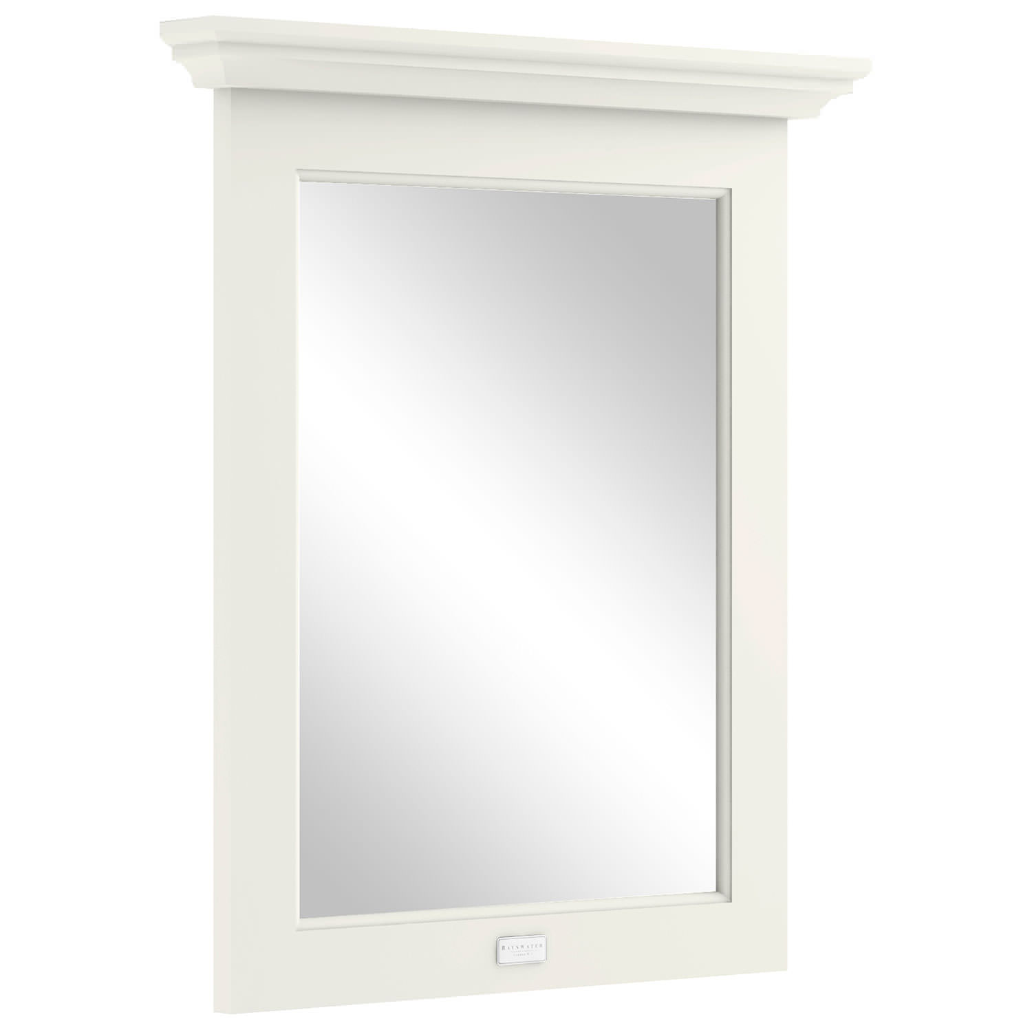 Bayswater 600mm Flat Mirror Bayf124 More Finishes