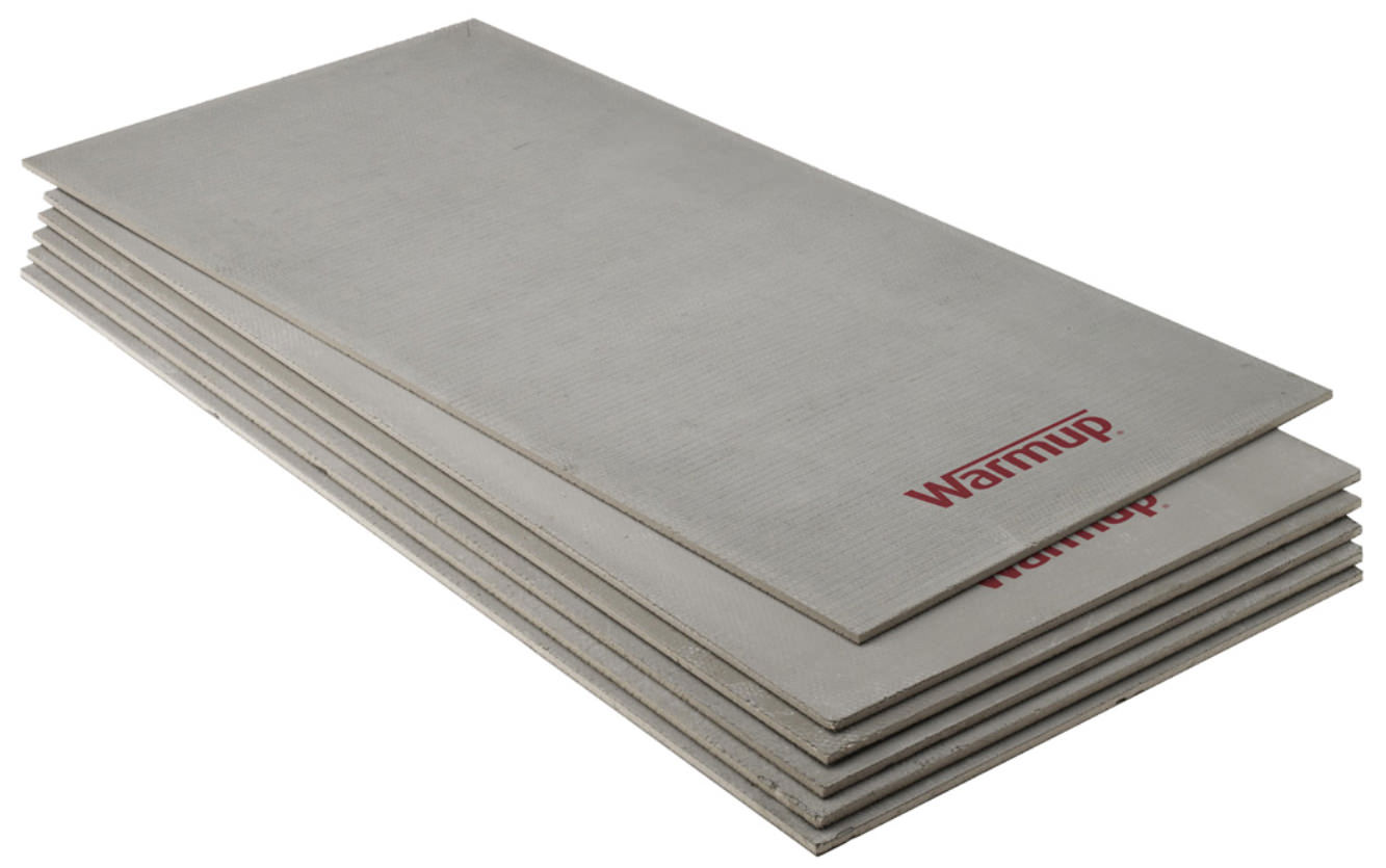 Warmup Cement Coated Insulation Board For Underfloor