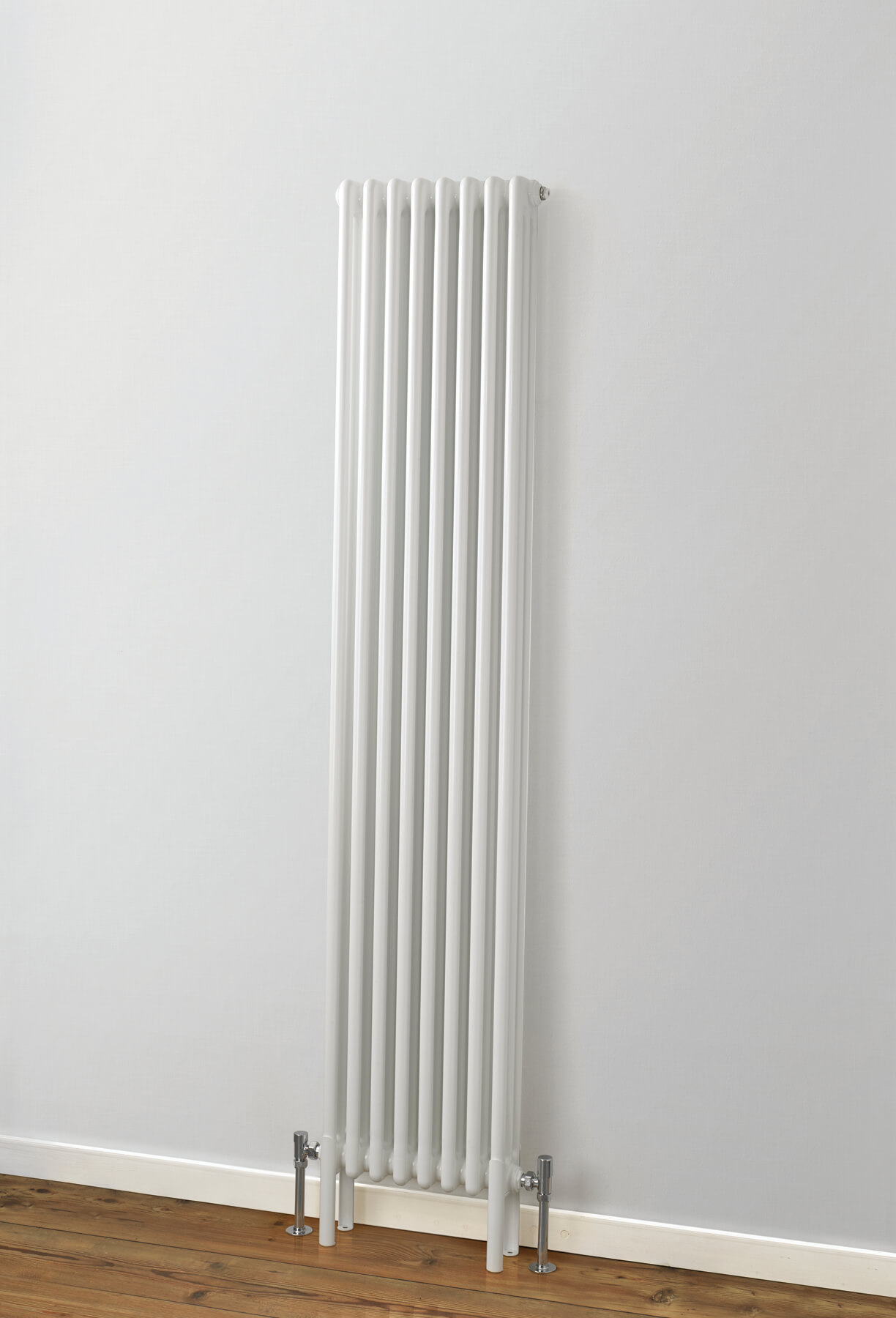 Mhs Rads 2 Rails Fitzrovia 3 Column 1800mm Height Vertical