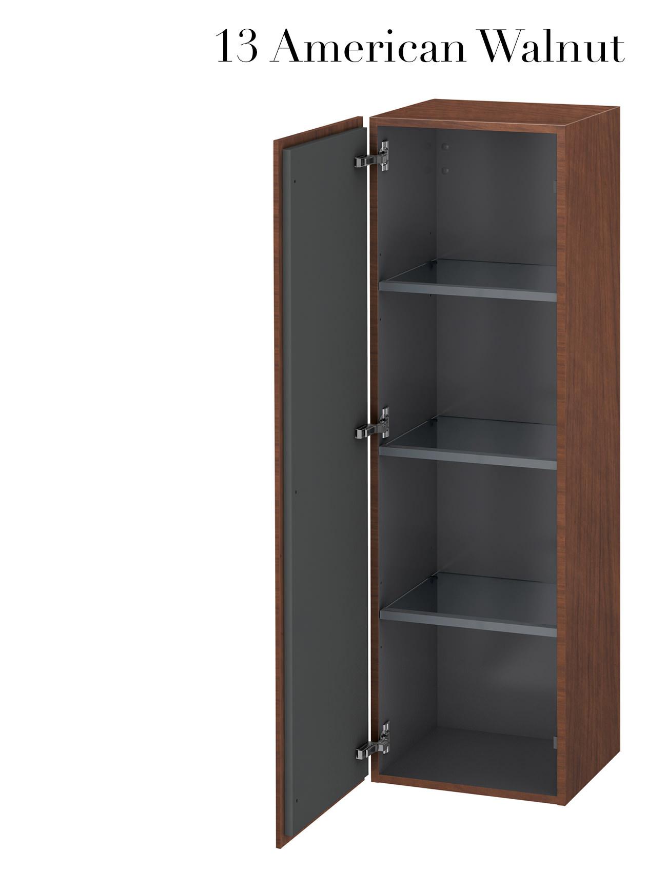 Duravit L Cube 400 X 363mm Semi Tall Cabinet