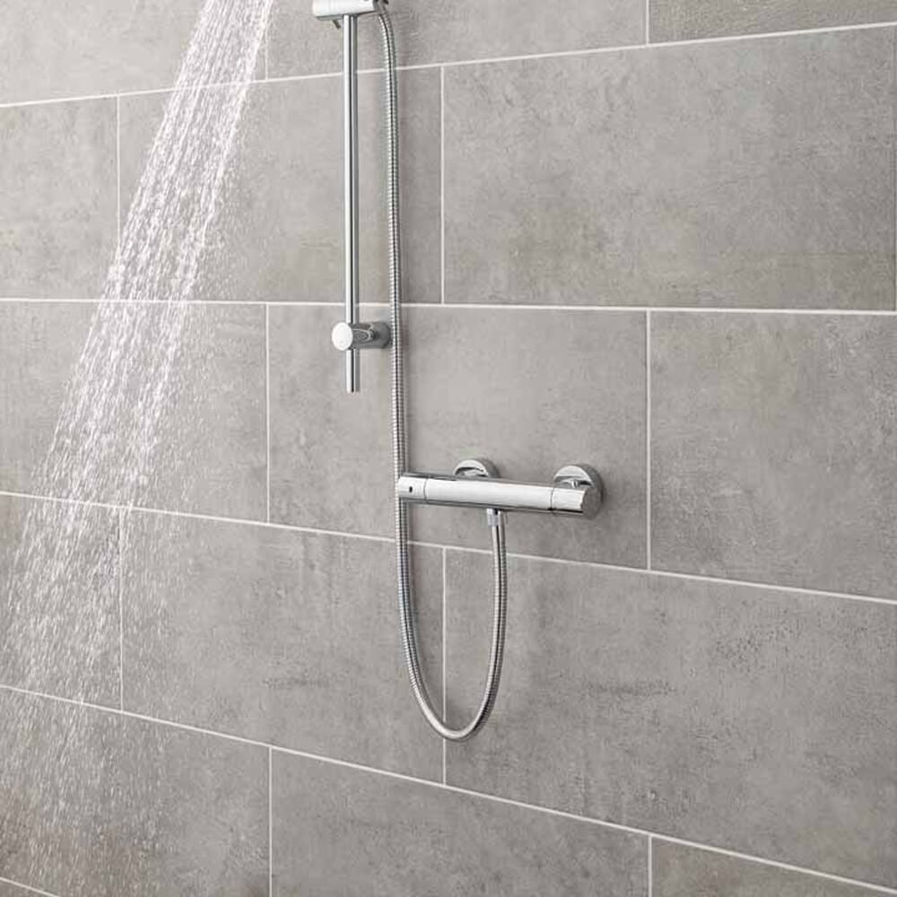 Premier Bathroom Cool Touch Thermostatic Bar Shower Valve | VBS022